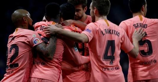 Bộ 3 MSD thi đấu lên đồng, Barca biến derby Catalunya thành cơn ác mộng