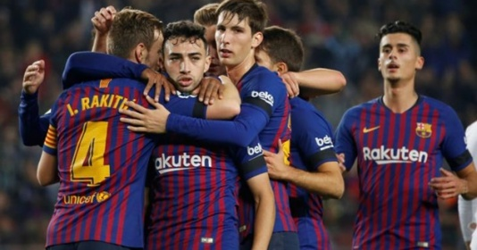 02h45 ngày 17/12, Levante vs Barcelona: Barca không ngán hiện tượng | Bóng Đá