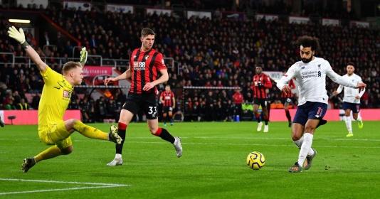 Điểm nhấn Bournemouth Liverpool: Liverpool lần 2 lật đổ Man City | Bóng Đá