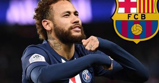 Báo Pháp đưa tin Neymar đã quyết định tương lai gây...