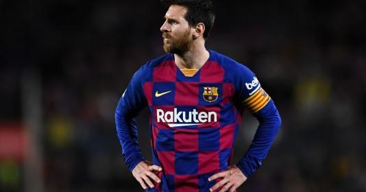 Sau tất cả, chẳng lẽ đây là đoạn kết của Messi?