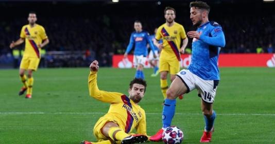 Điểm nhấn Napoli 1-1 Barcelona: Barca vui 1, Griezmann vui 10; Napoli xứng đáng hơn 1 trận hòa