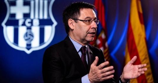 """Chủ tịch Bartomeu: """"Cậu ấy sẽ ở lại Barca, không có gì để nghi ngờ cả"""""""