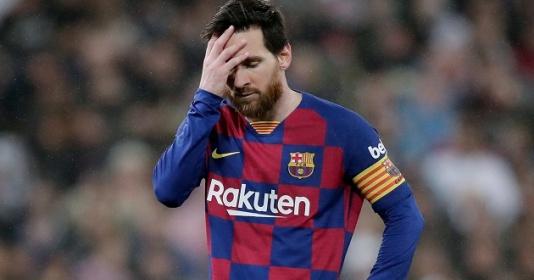 Messi là nhân tố then chốt trong cuộc đua quyền lực của Bartomeu   Bóng Đá