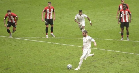 Sergio Ramos và kỹ năng đá penalty đỉnh cao