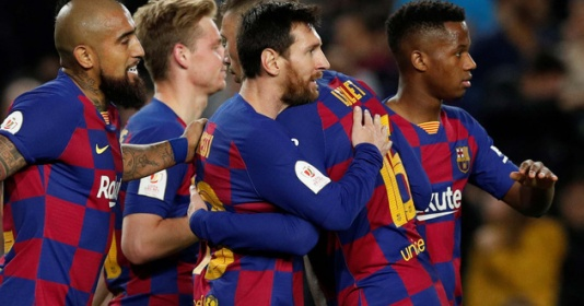 Đại chiến Barca - Napoli và thống kê khó tin của Blaugrana ở Camp Nou | Bóng Đá