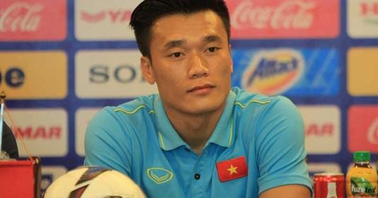 Thủ môn Bùi Tiến Dũng nói gì trước trận đấu với U23 Myanmar? | Bóng Đá