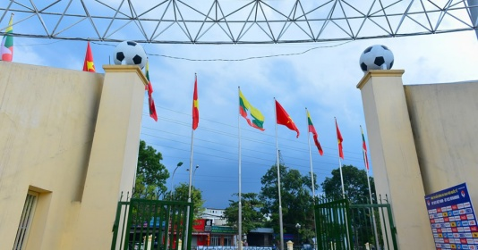 Sân Việt Trì đã sẵn sàng chào đón NHM tiếp lửa cho U23 Việt Nam | Bóng Đá