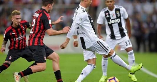 Chiellini: Ronaldo đã phá hỏng giấc mơ Champions League của tôi | Bóng Đá