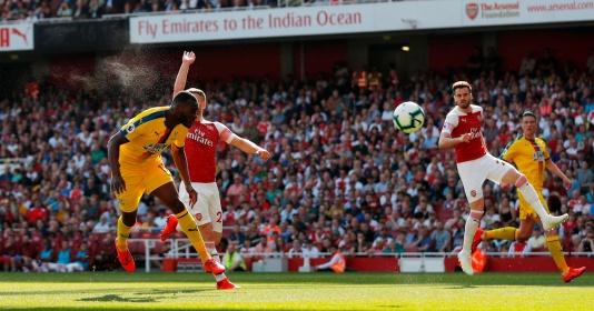 Arsenal sảy chân chẳng khác nào dâng cờ vào tay Man Utd   Bóng Đá