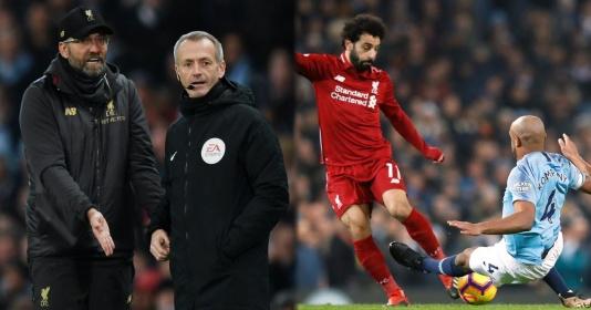 Khoảnh khắc đó của Salah và Kompany đã thay đổi cả mùa giải   Bóng Đá