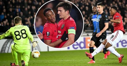 Man Utd tấn công kém cả Brugge, Solskjaer tốt nhất nên bị sa thải! | Bóng Đá