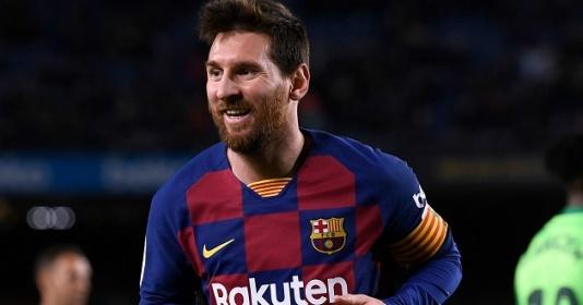 Barca cắt giảm lương, Messi sẽ mất bao nhiêu tiền mỗi tuần? | Bóng Đá