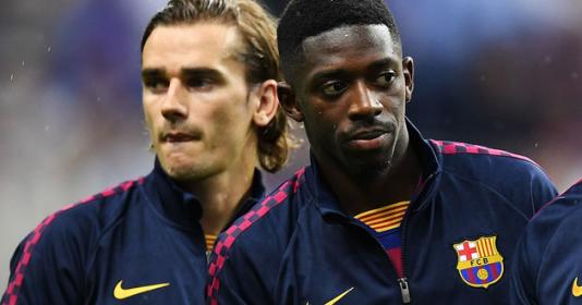 """""""Sao xịt"""" muốn ở lại Barca, nhưng thượng tầng Camp Nou thì không"""