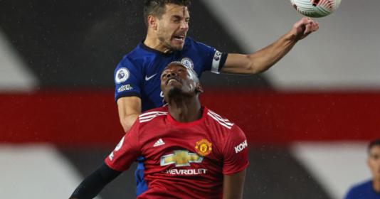Những thống kê khủng của Thiago Silva trong trận MU - Chelsea | Bóng Đá
