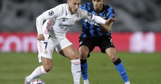 Inter - Real: Bất phân thắng bại? | Bóng Đá