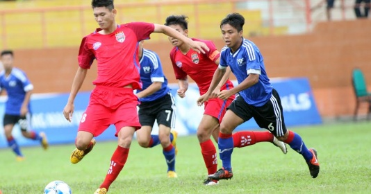 Cựu tuyển thủ Minh Chiến trắng tay trận ra quân cùng U21 Bình Dương | Bóng Đá