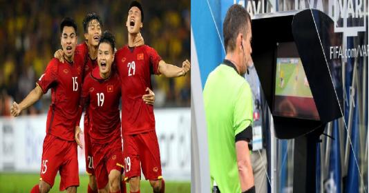 Quang Hải, Công Phượng thực nghiệm công nghệ VAR tại Asian Cup 2019