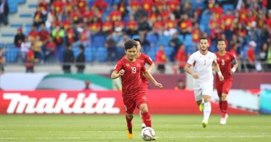 Trực tiếp ĐT Việt Nam 1-1 Jordan (Hiệp phụ 2): Xuân Trường vào sân thay Văn Đức | Bóng Đá