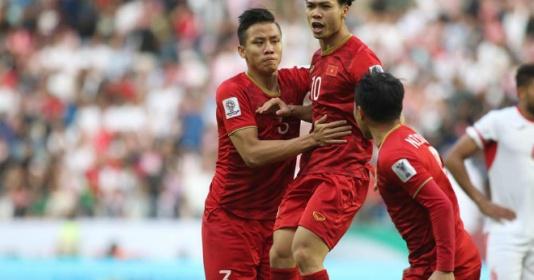 Trực tiếp ĐT Việt Nam 1-1 Jordan (H2): Đôi công hấp dẫn | Bóng Đá