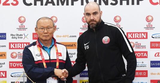 Bại tướng thầy Park, HLV Felix Sanchez được Qatar gia hạn hợp đồng | Bóng Đá