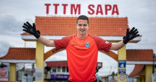 Filip Nguyễn nhận danh hiệu Thủ môn xuất sắc nhất Giải VĐQG CH Séc | Bóng Đá