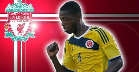 Sao trẻ Colombia gia nhập Liverpool 6 tháng, chưa được đá trận nào đã bị đẩy đi   Bóng Đá