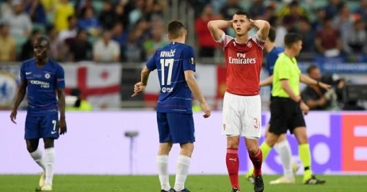 """Arsenal đứng trên """"đôi chân"""" bằng đất sét"""