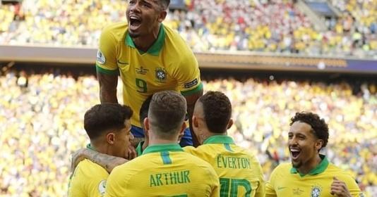 3 lí do để tin ĐT Brazil sẽ vô địch Copa America 2019 | Bóng Đá