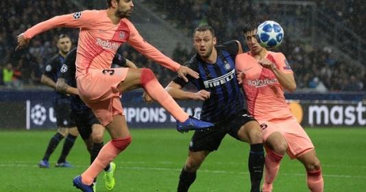 """Một lần nữa """"tử thần"""" Barca vẫy gọi Inter Milan"""