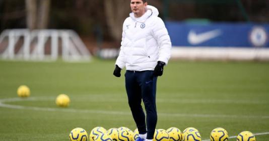 Vừa hướng dẫn học trò, Lampard vừa tái hiện hình ảnh hào hoa ngày nào   Bóng Đá