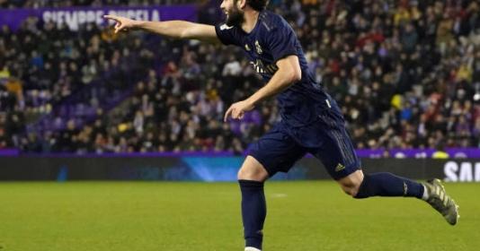 Hạ gục Valladolid, Real Madrid vươn lên độc chiếm ngôi đầu BXH   | Bóng Đá