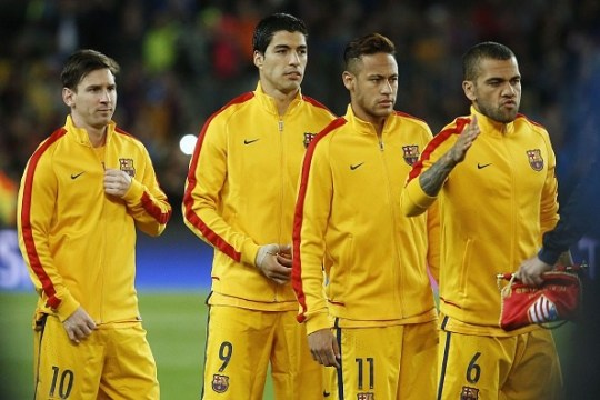 Neymar and Dani Alves join Lionel Messi in slamming Barcelona over Luis Suarez's exit    - Bóng Đá