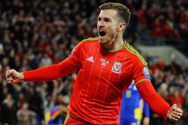 Ramsey khá tự tin vào cơ hội sắp tới. Ảnh: Internet.