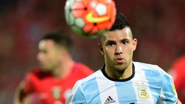 Sergio Aguero |Argentina | 60 triệu euro | Manchester City. Ảnh: Internet.
