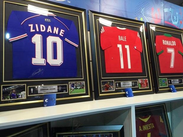Ronaldo, Bale chào thua Zidane ở EURO 2016