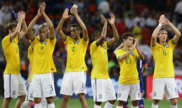 Brazil sắp cán mốc 100 trận thắng ở Copa. Ảnh: Internet.