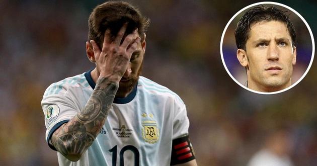 """""""Tôi chỉ bằng 0,5% của Messi nhưng tôi làm được điều đó, Messi thì không"""""""
