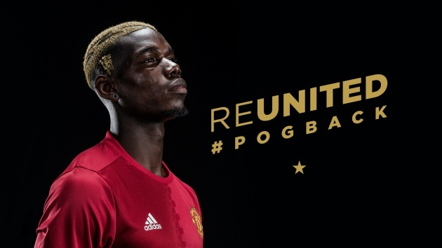 Man Utd coi như định đoạt xong tương lai Paul Pogba? - Bóng Đá