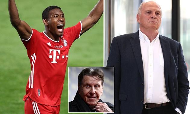 Drama lớn bùng nổ, cha Alaba tố cáo Bayern Munich cực gắt - Bóng Đá