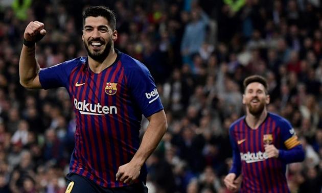 388 đưa tin: Đâu là người có thể thay thế Suarez và Messi trong tương lai?