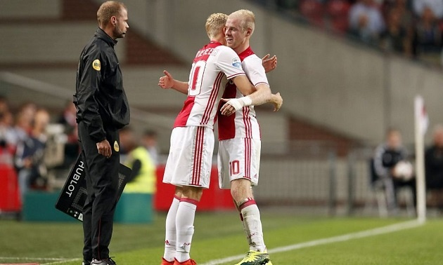 Doubts about Van de Beek: 'He is a younger copy of Klaassen in terms of game' - Bóng Đá