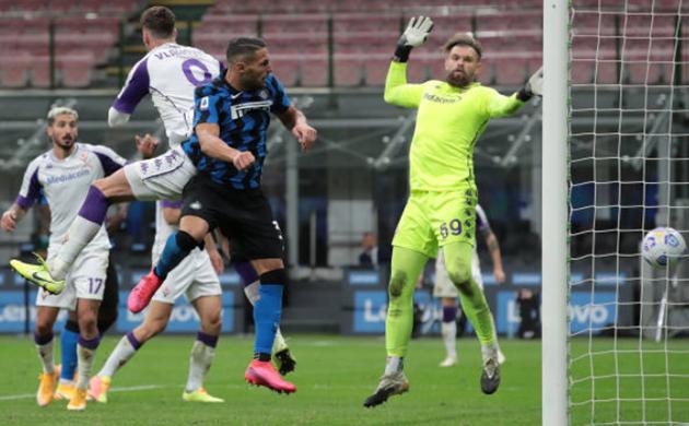 ảnh sau trận Inter vs Fiorentina - Bóng Đá