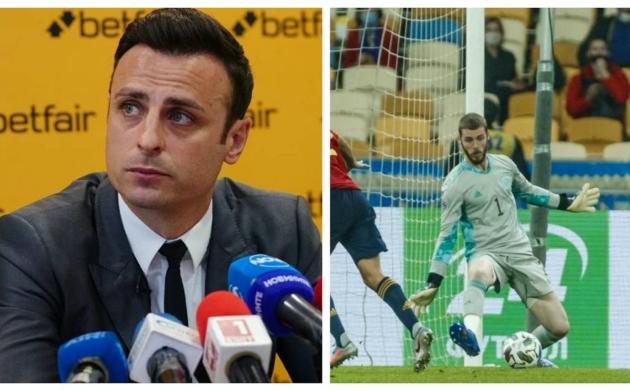 Berbatov: The media want De Gea's head, it's a witch hunt - Bóng Đá
