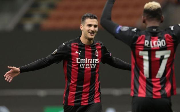 AC Milan đang lên kế hoạch mua đứt Diogo Dalot