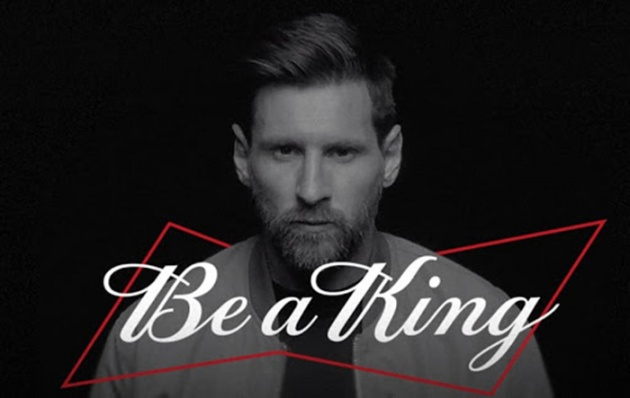 Lionel Messi signs a three-year contract... but not with Barcelona - Bóng Đá