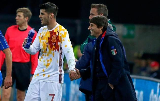 Chelsea bất ngờ tham gia chiêu mộ Morata