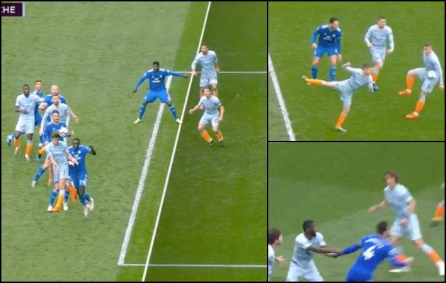 5 điểm nhấn Cardiff 1-2 Chelsea: Trọng tài