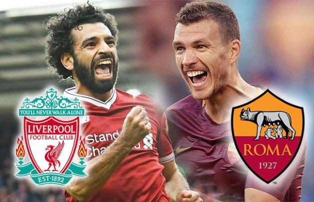 tipmobi Liverpool sẽ 'sấp mặt' với AS Roma
