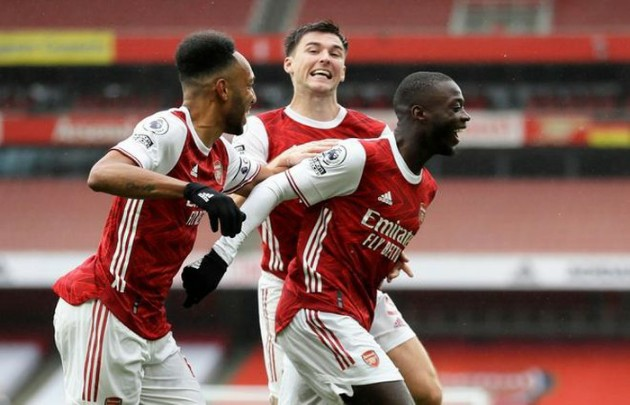 Arsenal fans react on Twitter as Hector Bellerin shines in latest win - Bóng Đá